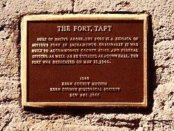 Taft Erection, 1980.