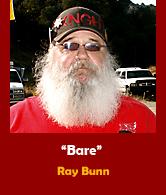 Ray 'Bare' Bunn.