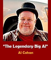The Legendary Big Al Cohan.