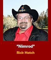 Rick 'Nimrod' Hatch, GNR.