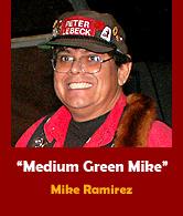Medium Green Mike