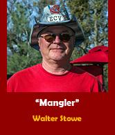 Walter 'Mangler' Stowe.
